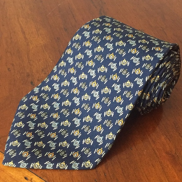 180121243af1 Salvatore Ferragamo Accessories | Ferragamo Mens Race Car Tie | Poshmark